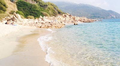 Photo of Beach Plage de Moorea at Route Des Sanguinaires, Ajaccio 20000, France