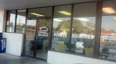 Photo of Donut Shop Max Donuts at 1901 S Market St, Brenham, TX 77833, United States