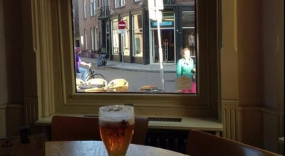Photo of Cafe Stadscafé De Spaarbank at Noordstraat 125, Tilburg 5038 EH, Netherlands
