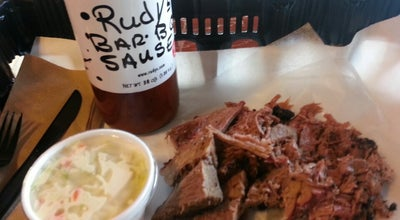 Photo of BBQ Joint Rudy's Country Store And Bar-B-Q at 9828 Dallas Pkwy, Frisco, TX 75033, United States
