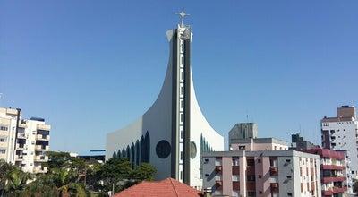 Photo of Church Igreja São Paulo Apóstolo at R. Me, Tereza Michel, Criciúma, Brazil