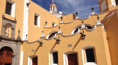 Photo of Church Iglesia Del Carmen at Mexico