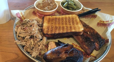 Photo of BBQ Joint Willie Jewells Bar B Que at Evans, GA, United States