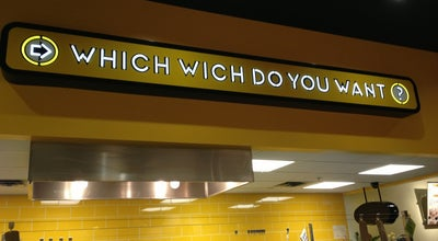 Photo of Sandwich Place Which Wich? Superior Sandwiches at 2000 Rahncliff Ct, Eagan, MN 55122, United States