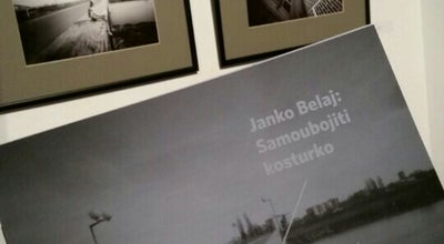 Photo of Art Gallery Galerija ULUPUH at Ivana Tkalčića 14, Zagreb 10000, Croatia