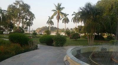 Photo of Lake Nehru Park at Fateh Sagar Lake, Udaipur, India