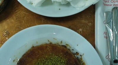 Photo of Brazilian Restaurant otantik künefe at Seydişehir, Turkey
