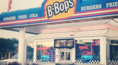 Photo of Burger Joint B-Bop's at 1500 E Euclid Ave, Des Moines, IA 50313, United States