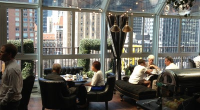 Photo of American Restaurant Upstairs  at 145 E 50th St, New York, NY 10022, United States