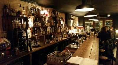 Photo of Cocktail Bar L'Alchimiste at 16 Rue Du Parlement Saint Pierre, Bordeaux 33000, France