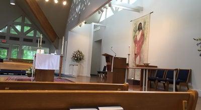 Photo of Church St Anne's Episcopal Church at 1700 Wainwright Dr, Reston, VA 20190, United States