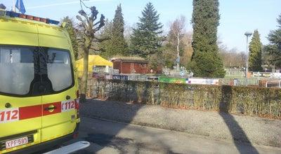 Photo of Playground Parc Reine Fabiola at Rond-point Michel Thonard, Namen 5000, Belgium