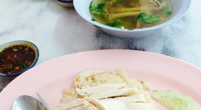 Photo of Thai Restaurant ข้าวมันไก่โอต๋อง2 at Mueang Si Sa Ket, Thailand