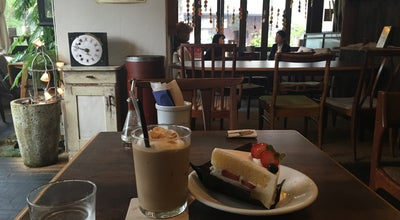 Photo of Cafe cafe eden 江坂店 at 江の木町5-26, 吹田市, Japan