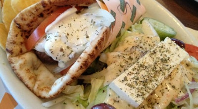Photo of Greek Restaurant Marathon Souvlaki at 3938 Notre-dame Blvd, Laval, QC H7W 1S7, Canada