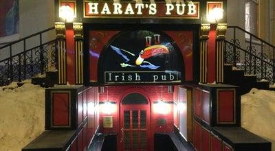 Photo of Pub Harat's Pub at Советская Ул., 18, Новосибирск, Russia
