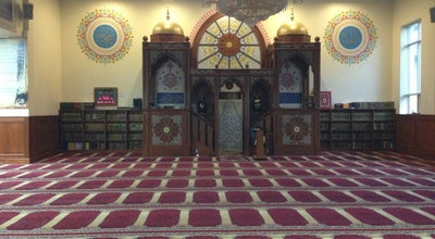 Photo of Mosque Omar Mosque جامع عمر بن الخطاب at 501 Getty Ave, Paterson, NJ 07503, United States