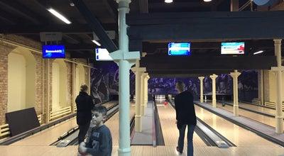 Photo of Bowling Alley Cosmic Bowling & Billiards at Częstochowska 14, Białystok, Poland