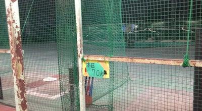 Photo of Baseball Field 夏見台バッティングセンター at 夏見台5-8-8, 船橋市, Japan