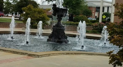 Photo of Monument / Landmark Downtown Fountain at 101-259 Ann St, Fayetteville, NC 28301, United States