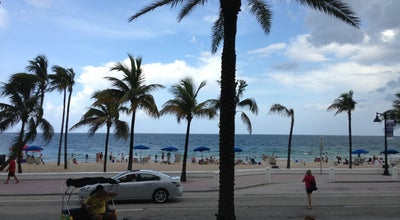 Photo of Beach Atlantic Ocean at Fort Lauderdale, FL 33316, United States