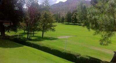 Photo of Golf Course Golf Club Mallasilla at Mallasilla, La Paz, Bolivia