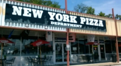 Photo of Pizza Place New York Pizza Department at 5731 Highway 153, Chattanooga, TN 37415, United States