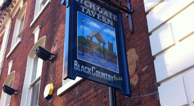 Photo of Pub Lych Gate Tavern at 44 Queen St, Wolverhampton WV1 1TX, United Kingdom