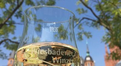 Photo of Wine Bar Weinstand am Wiesbadener Wochenmarkt at Marktplatz, Wiesbaden, Landeshauptstadt 65183, Germany