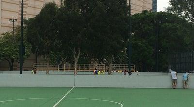 Photo of Playground Shek Ku Lung Road Playground 石鼓壟道遊樂場 at 18 Lok Sin Rd, Kowloon City, Hong Kong