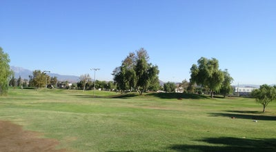 Photo of Golf Course Van Buren Golf Center at 6720 Van Buren Blvd, Riverside, CA 92503, United States