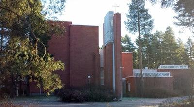 Photo of Church Pyhän Tuomaan kirkko at Mielikintie 3, Oulu 90550, Finland