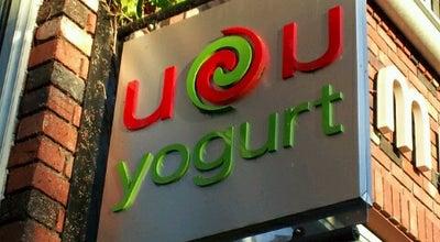 Photo of Ice Cream Shop UU Yogurt at 345 1st St, Lake Oswego, OR 97034, United States
