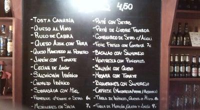 Photo of Wine Bar Díaz y Larrouy at Calle Cava Baja 6, Madrid 28005, Spain