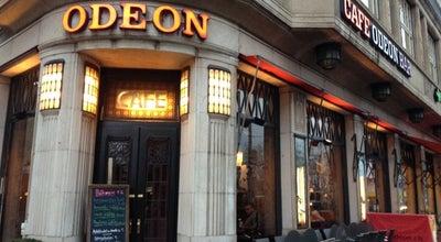 Photo of Cafe Odeon at Limmatquai 2, Zürich 8001, Switzerland