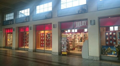 Photo of Bookstore Relay Hauptbahnhof at Germany