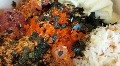 Photo of Sushi Restaurant Go Fish Poke Bar at 1183 S De Anza Blvd, San Jose, CA 95129, United States