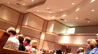 Photo of Church Willow Creek Baptist Church at 720 Army Post Rd, West Des Moines, IA 50265, United States