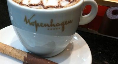 Photo of Coffee Shop Kopenhagen at Shopping Della, Criciúma, Brazil