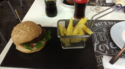Photo of Burger Joint MAT'S BURGER at Isabel Ii, 7, Torrevieja, Spain