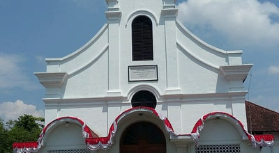 Photo of Church Gereja Katholik Santo Yusuf at Yos Sudarso No.20, Cirebon, Indonesia