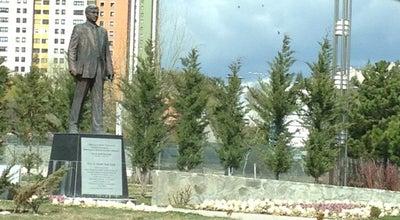 Photo of Park Ahmet Taner Kışlalı Parkı at Turkey