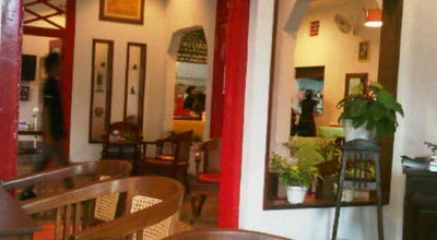 Photo of Cafe Kongkalikong (Dine & Coffee House) at Jalan Taman Siswa No.17, Yogyakarta, Indonesia