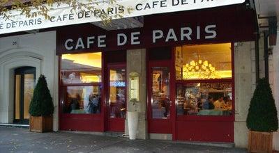 Photo of French Restaurant Café de Paris at Rue Du Mont-blanc 26, Genève 1201, Switzerland