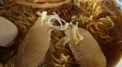 Photo of Ramen / Noodle House 仲江戸 at 御野場新町2丁目17-17, 秋田市, Japan
