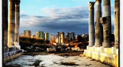 Photo of Historic Site Soli Pompeiopolis Antik Kenti at Mersin, Viranşehir, Mersin, Turkey