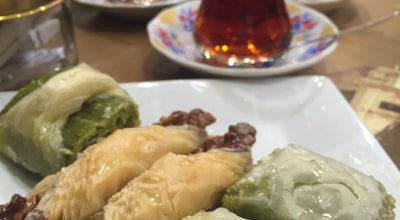 Photo of Dessert Shop Acemoğlu Baklavaları Sirkeci at Ankara Caddesi, Turkey