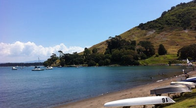 Photo of Beach Pilot Bay at The Mall, The Mount, New Zealand