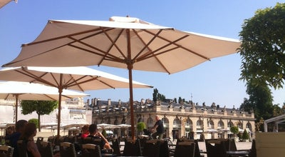 Photo of French Restaurant Grand Café Foy at 1 Place Stanislas, Nancy 54000, France