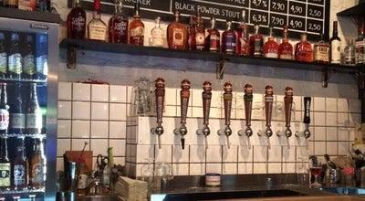Photo of Restaurant Tommyknocker Craft Beer Bar at Iso Roobertinkatu 13, Helsinki 00120, Finland